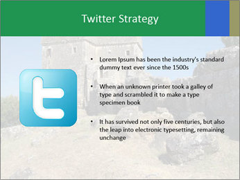 Tower of Ragio in Greece. PowerPoint Templates - Slide 9