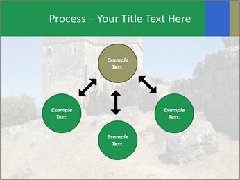 Tower of Ragio in Greece. PowerPoint Templates - Slide 91