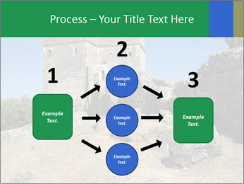 Tower of Ragio in Greece. PowerPoint Templates - Slide 92