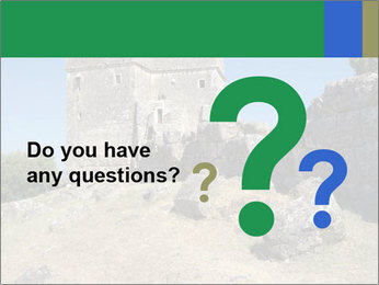 Tower of Ragio in Greece. PowerPoint Templates - Slide 96