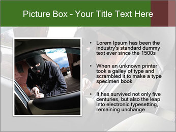 Robber PowerPoint Templates - Slide 13