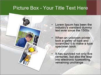 Robber PowerPoint Templates - Slide 17
