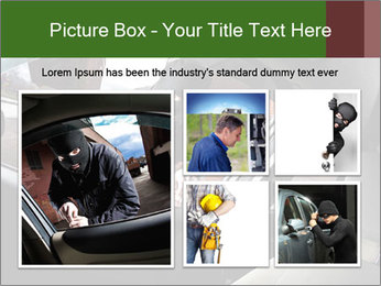 Robber PowerPoint Template - Slide 19