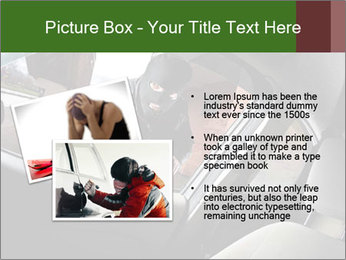 Robber PowerPoint Template - Slide 20