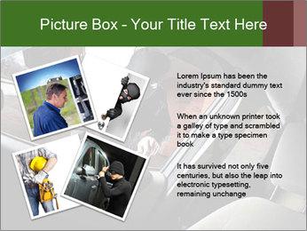 Robber PowerPoint Template - Slide 23