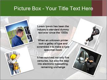 Robber PowerPoint Templates - Slide 24