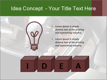 Robber PowerPoint Template - Slide 80
