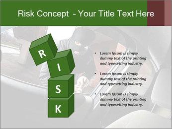 Robber PowerPoint Template - Slide 81