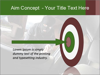 Robber PowerPoint Templates - Slide 83