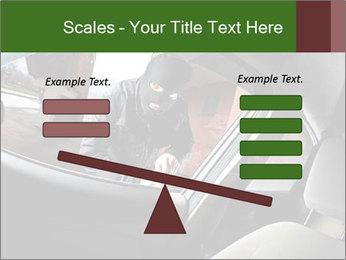 Robber PowerPoint Template - Slide 89