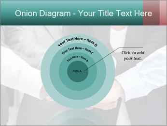Business people hands PowerPoint Template - Slide 61
