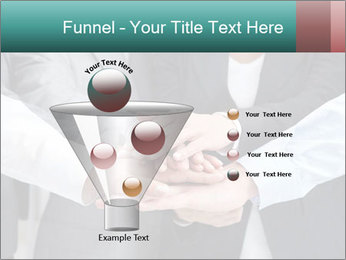 Business people hands PowerPoint Templates - Slide 63