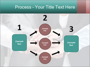 Business people hands PowerPoint Template - Slide 92