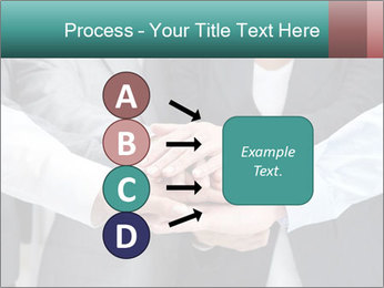 Business people hands PowerPoint Template - Slide 94