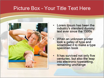 Fitness club PowerPoint Templates - Slide 13