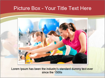 Fitness club PowerPoint Templates - Slide 15