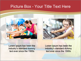 Fitness club PowerPoint Templates - Slide 18