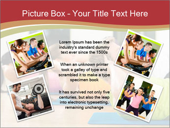 Fitness club PowerPoint Templates - Slide 24