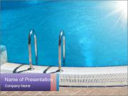 Swimming pool PowerPoint Templates