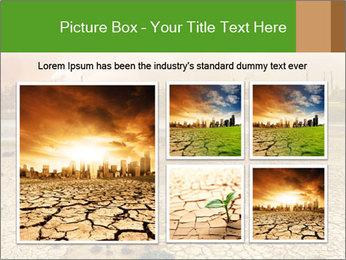 Industrial destruction PowerPoint Template - Slide 19