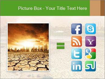 Industrial destruction PowerPoint Template - Slide 21