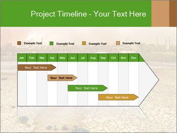 Industrial destruction PowerPoint Template - Slide 25