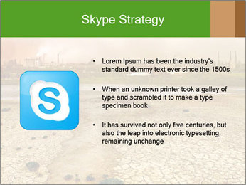 Industrial destruction PowerPoint Template - Slide 8