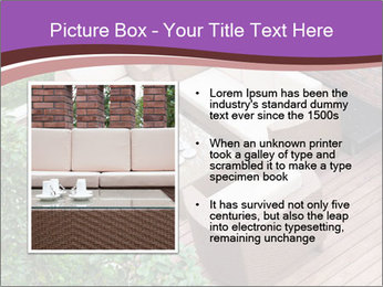 Home exterior PowerPoint Templates - Slide 13