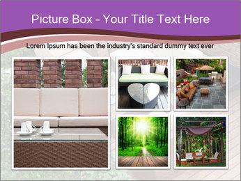Home exterior PowerPoint Templates - Slide 19