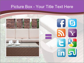 Home exterior PowerPoint Templates - Slide 21