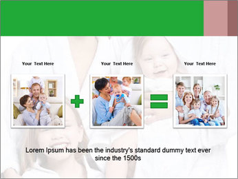 A family PowerPoint Templates - Slide 22