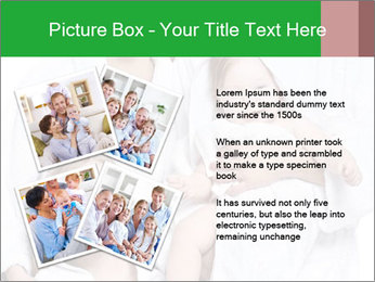 A family PowerPoint Templates - Slide 23