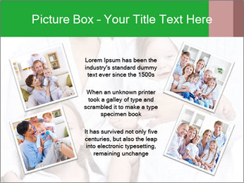A family PowerPoint Templates - Slide 24