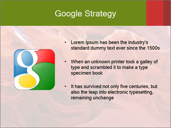Fiery color in the stone PowerPoint Template - Slide 10
