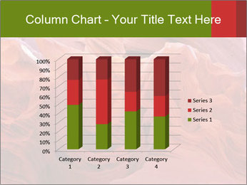 Fiery color in the stone PowerPoint Template - Slide 50