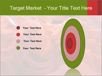 Fiery color in the stone PowerPoint Template - Slide 84
