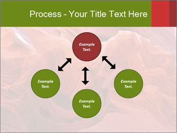 Fiery color in the stone PowerPoint Template - Slide 91