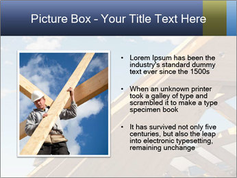 Roofer PowerPoint Templates - Slide 13