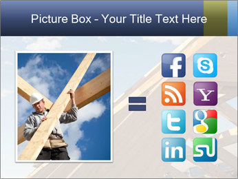 Roofer PowerPoint Templates - Slide 21