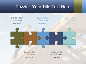 Roofer PowerPoint Templates - Slide 41