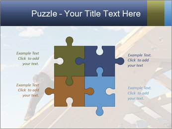 Roofer PowerPoint Templates - Slide 43