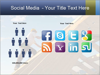 Roofer PowerPoint Templates - Slide 5