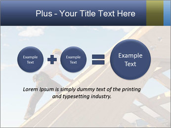 Roofer PowerPoint Templates - Slide 75