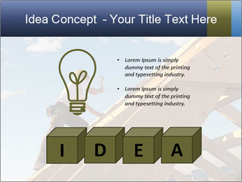 Roofer PowerPoint Templates - Slide 80
