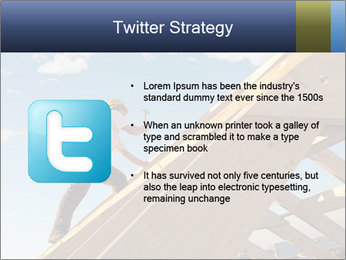 Roofer PowerPoint Templates - Slide 9