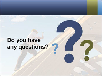 Roofer PowerPoint Templates - Slide 96