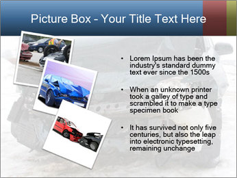 The car after failure PowerPoint Template - Slide 17