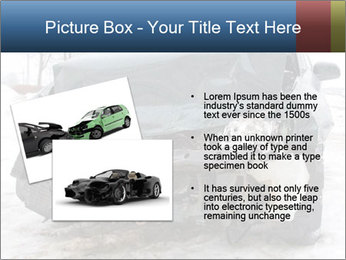 The car after failure PowerPoint Template - Slide 20