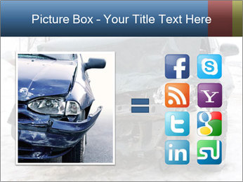 The car after failure PowerPoint Template - Slide 21