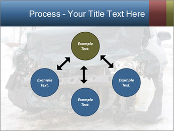 The car after failure PowerPoint Template - Slide 91